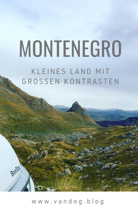 Montenegro – Kleines Land mit großen Kontrasten
