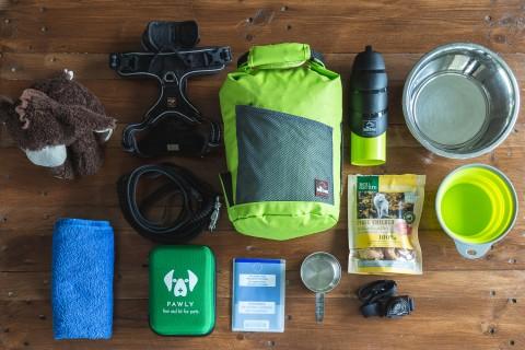 Packliste für den Hund für euren Outdoor-Urlaub (inkl. Checkliste!)