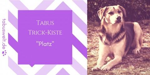 "Tabus Trick-Kiste ""Platz"""