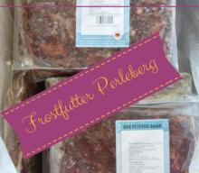 [Produkttest] Rohfleisch von Frostfutter Perleberg