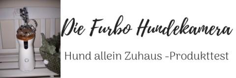 [Produkttest] Hund allein zu Haus – die Furbo Hundekamera