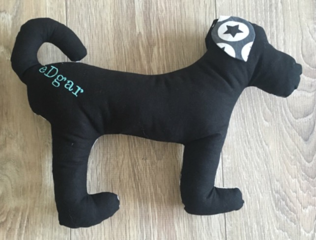 Produkttester gesucht Hunde Spielzeug eDgar Die Struppibande Glückshund