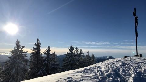 Riederstein und Baumgartenschneid – Ein Wintertraum