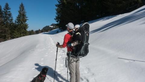 Winterwanderung mit zum Steinernen Tor Riefensberg