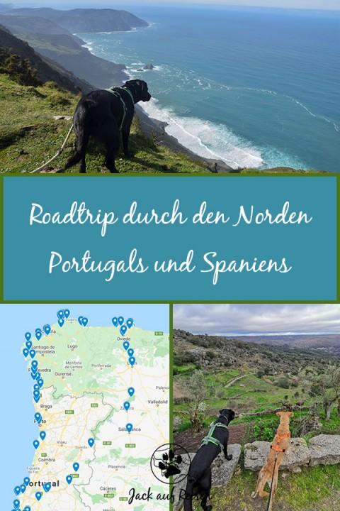 Roadtrip durch den Norden Portugals und Spaniens