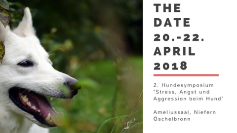 SAVE THE DATE: 20.-22. APRIL 2018 | ANZEIGE