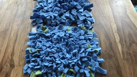 DIY – Schnüffelteppich