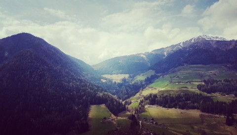 Unser Urlaub in Südtirol!