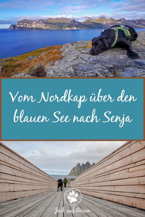 Vom Nordkap über den blauen See nach Senja
