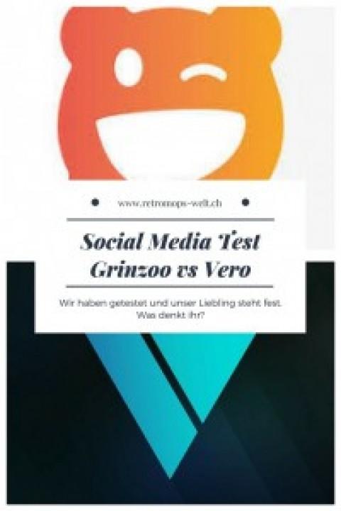 Social Media Test – Grinzoo vs. Vero