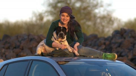 Mit Hund reisen & im Stau? So wird's keine Quälerei.