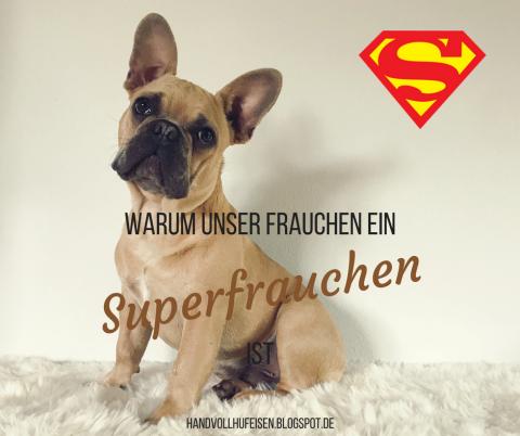 [Blogparade] – Wir haben ein Superfrauchen, weil…