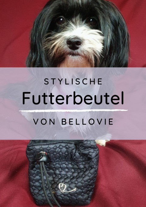 Werbung | Futterbeutel von Bellovie