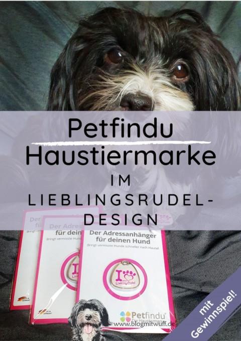 Werbung | Petfindu Haustiermarke im Lieblingsrudel-Design