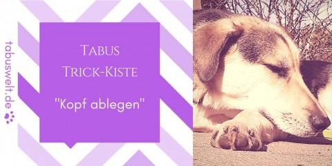 "Tabus Trick-Kiste: ""Kopf ablegen"""