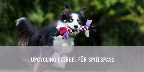 Upcycling Idee – Zergelspielzeug