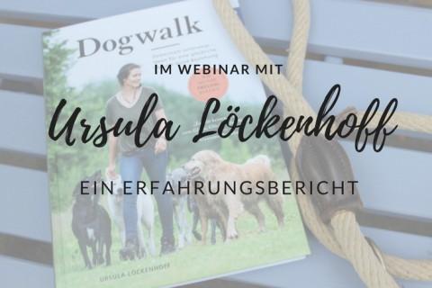 Gewinne einen Dogwalk mit Ursula Löckenhoff