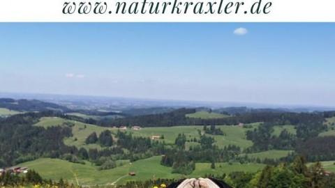 Wandern im Allgäu zur Kalzhofener Höhe
