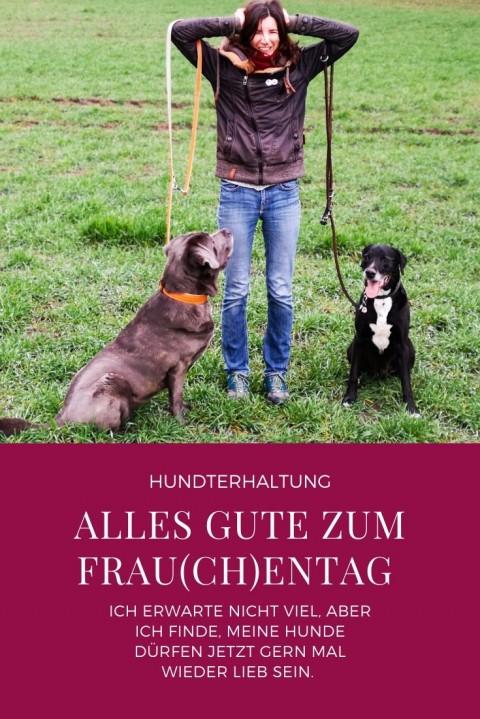 Happy Frau(ch)entag!