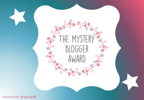 The Mystery Blogger Award: Dreimal hat's gekracht…
