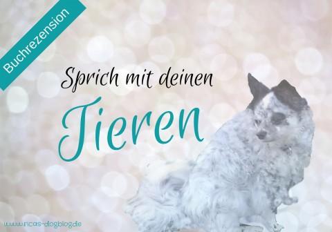 Buchrezension: Sprich mit deinen Tieren von Beate Seebauer