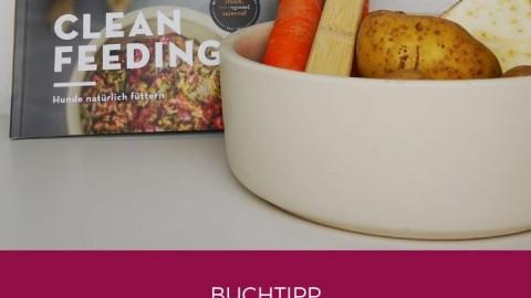 """Buchtipp: """"Clean Feeding"""" von Anke Jobi"""