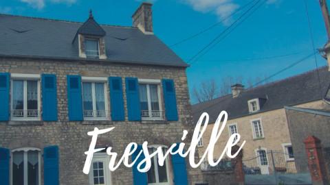 Kleine Wanderung bei Fresville – von Herrenhäusern, Fossilien und Sumpflandschaften