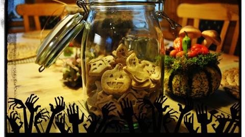 DIY Halloween Kekse
