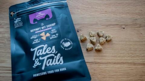 Ich dreh Dorsch! – Hundesnacks von Tales & Tails | Werbung