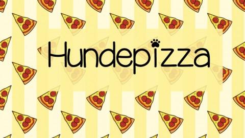 Hunde-Pizza – es ist angerichtet!