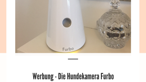 Werbung – Die Hundekamera Furbo im Test bei Dogs&Buddies