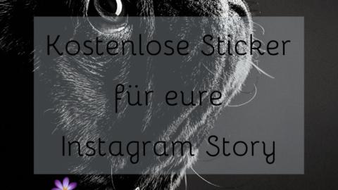 [Instagram] Instagram Sticker für deine Frühlingsstory!