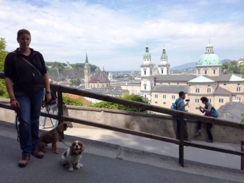 Urlaub mit Hund im Salzburger Land Teil 1