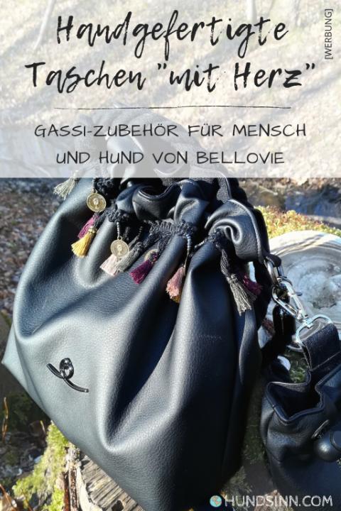 [WERBUNG] Im Test: handgefertigtes Hundezubehör mit Herz von Bellovie