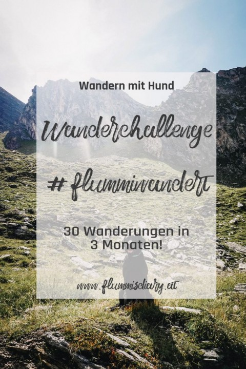 Wanderchallenge #flummiwandert