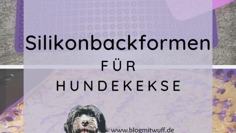 Werbung | Silikonbackformen für Hundekekse