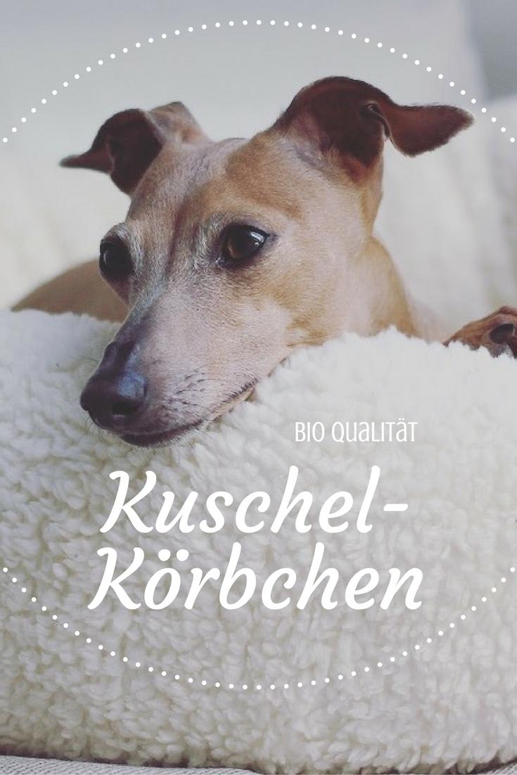 Kuschel Körbchen in Bio Qualität