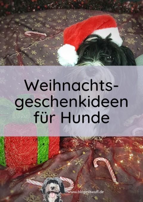 Weihnachtsgeschenkideen für Hunde